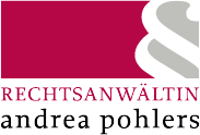 Rechtsanwältin Andrea Pohlers - Logo