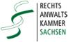 Rechtsanwaltskammer Sachsen - Logo